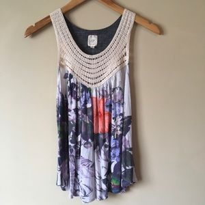 One September - Anthropologie top